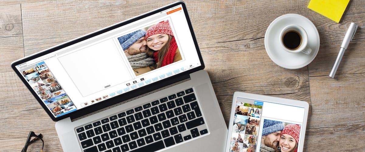 Online-Fotoalbum erstellen