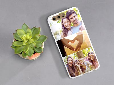 Step by Step: Create a smartphone case with a photo collage
