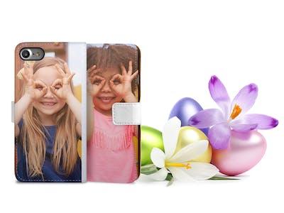 Werden Sie bei der Gestaltung Ihres Flip-Cases kreativ!