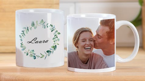Mugs, cups & more