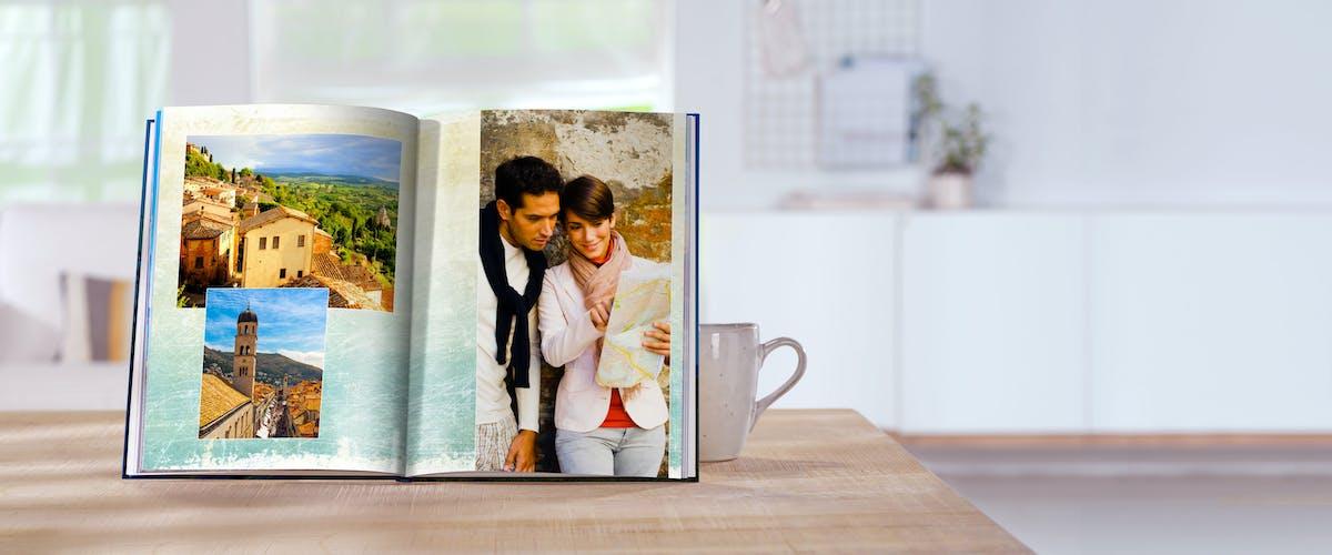Hintergründe für dein Pixum Fotobuch