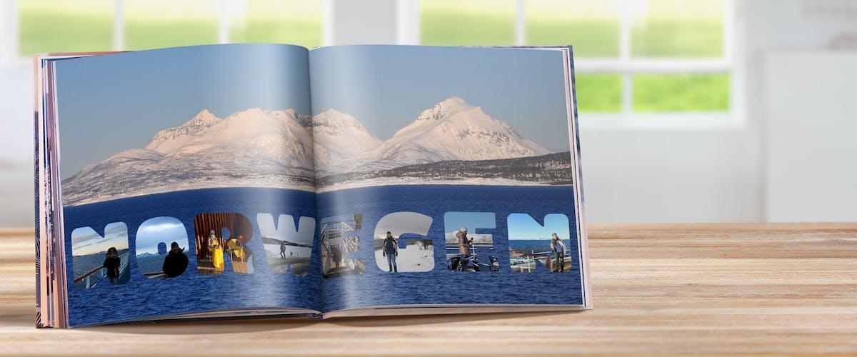 Gestaltungstipps zum Pixum Fotobuch