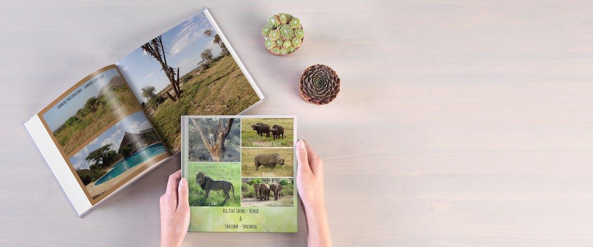 Platz 5: Flitterwochen - Big Five Safari und Sansibar