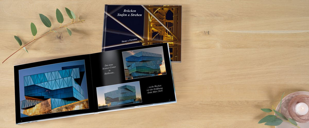 Platz 1: Br�cken, Stufen & Streben...T�rme & Fassaden