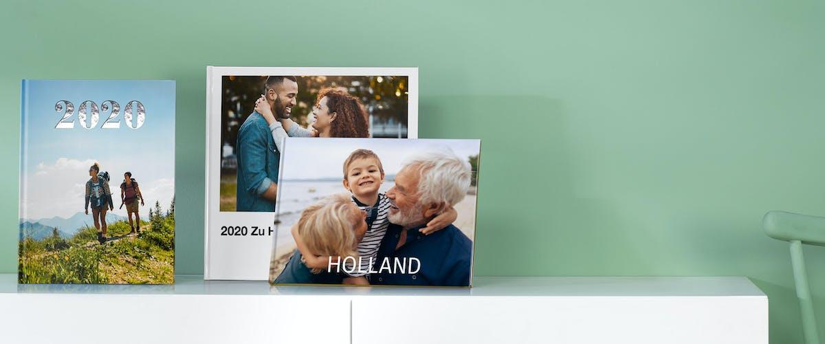Fotobuch erstellen & gestalten