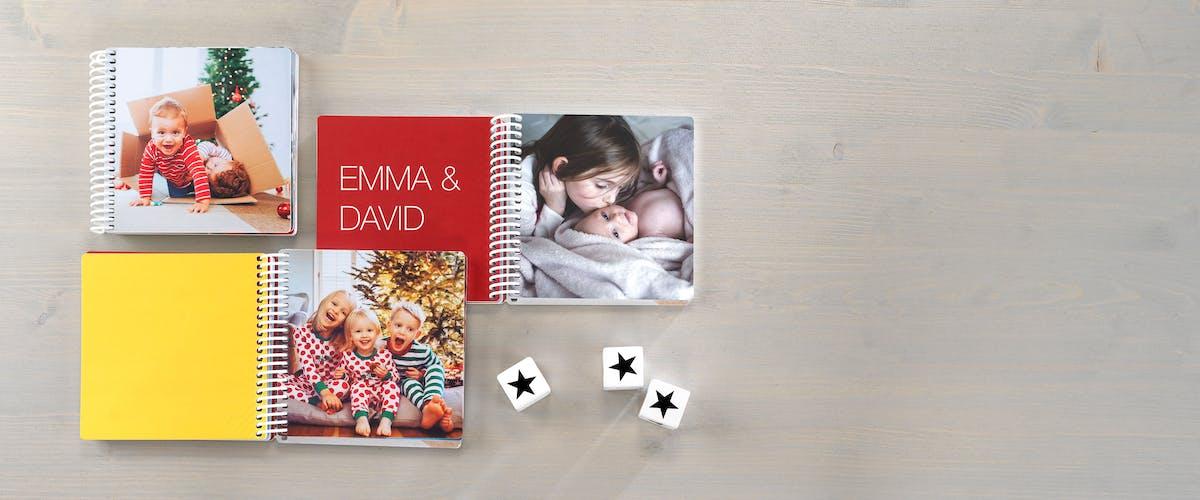 NIEUW: Pixum Babyboek