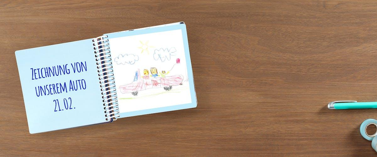 Kinder-Fotobuch erstellen