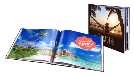 Square Pixum Photo Books