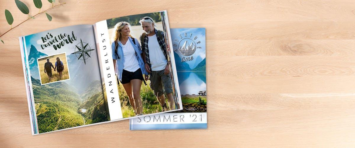Pixum Fotobuch - f�r deine sch�nsten Erinnerungen