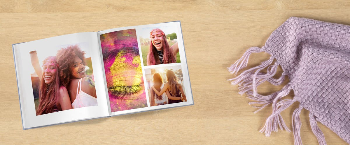 Festivals & Events im Fotobuch festhalten