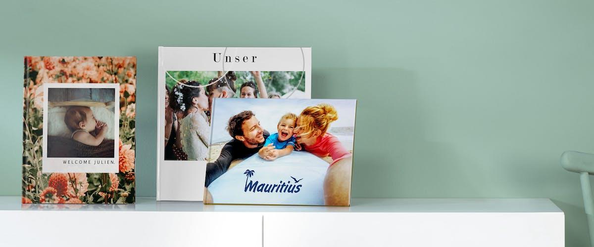 Fotobuch Vorlagen für jeden Anlass