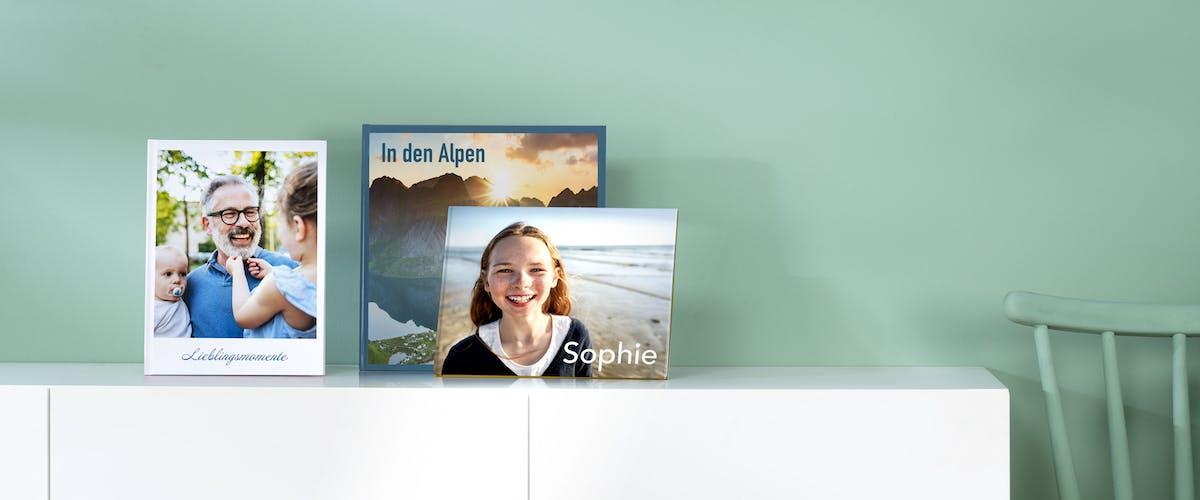 Fotobuch erstellen - einfach mit Pixum