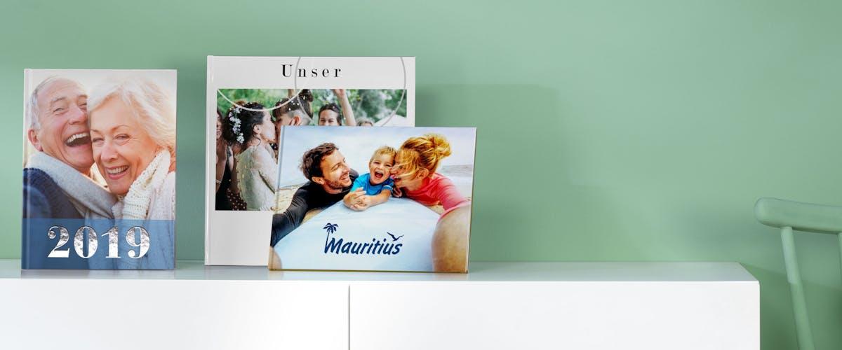 Ideal als Geschenk: Ein Pixum Fotobuch Gutschein