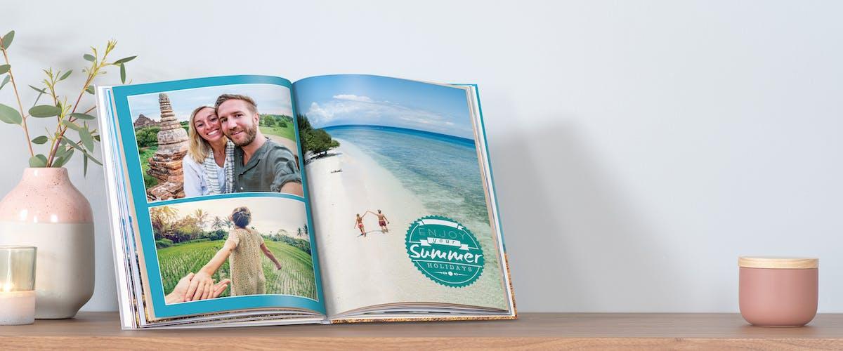 Fotobuch Hardcover