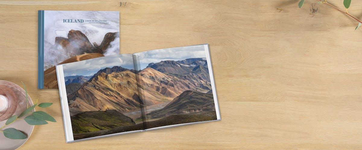 Inspirierende Fotobuch Kundenbeispiele
