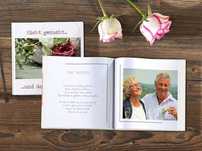 Pixum Fotobuch quadratisch