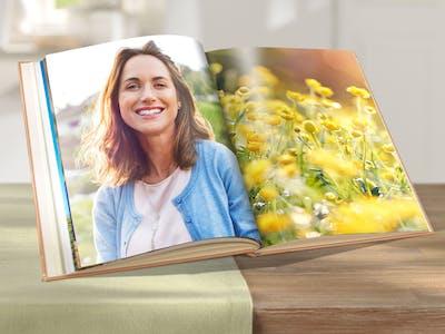 Pixum Fotobuch mit Frühlingsmotiven