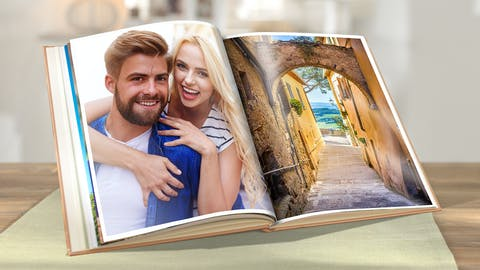 Pixum Photo Book (A4, large, portrait)
