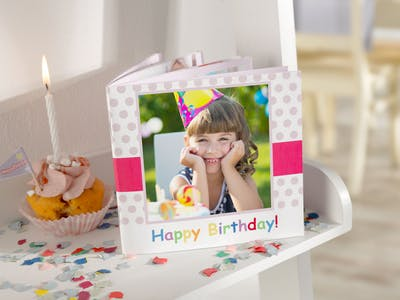Mit diesen DIY-Ideen zauberst du im Handumdrehen ein individuelles Geburtstagsalbum!