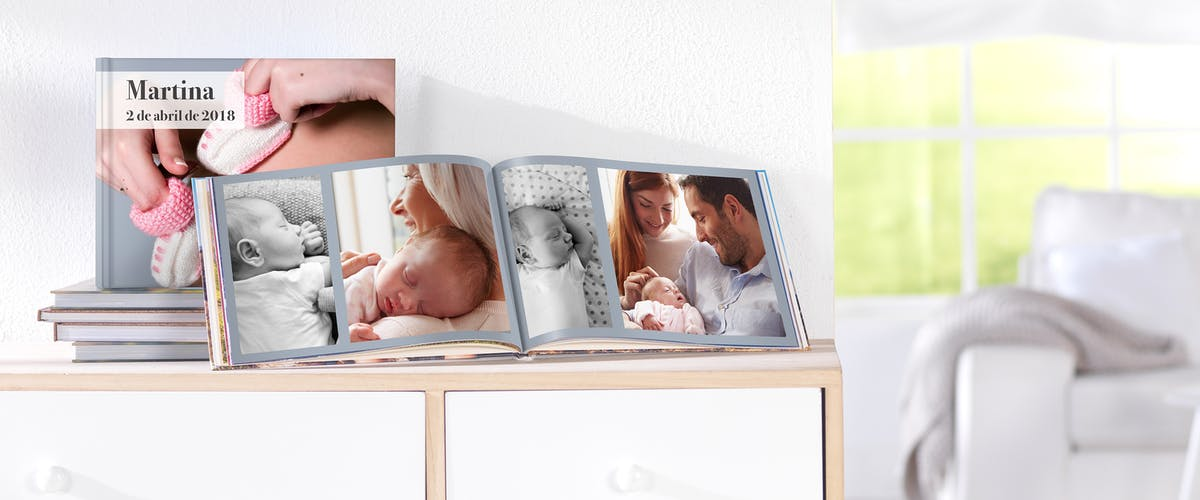 El álbum de tu bebé: Álbum Baby