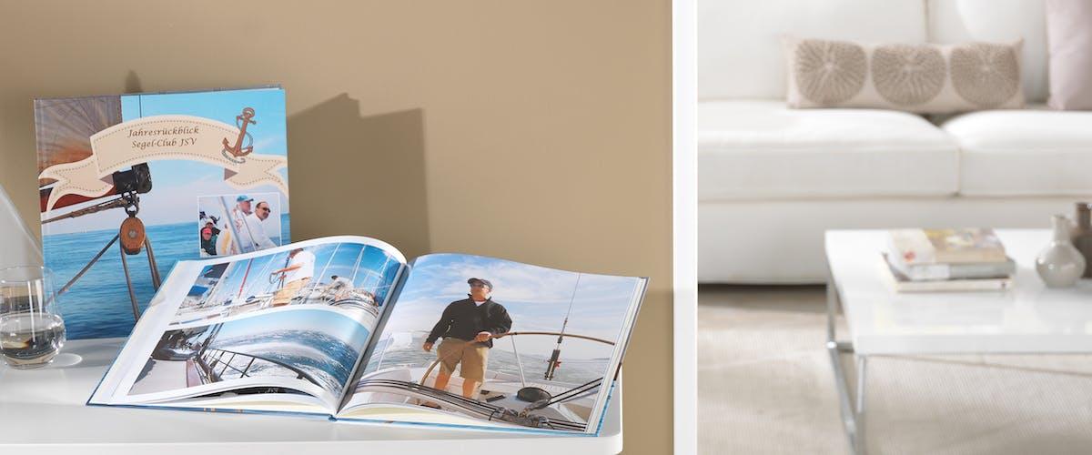 Un livre photo comme rétrospective de l'année