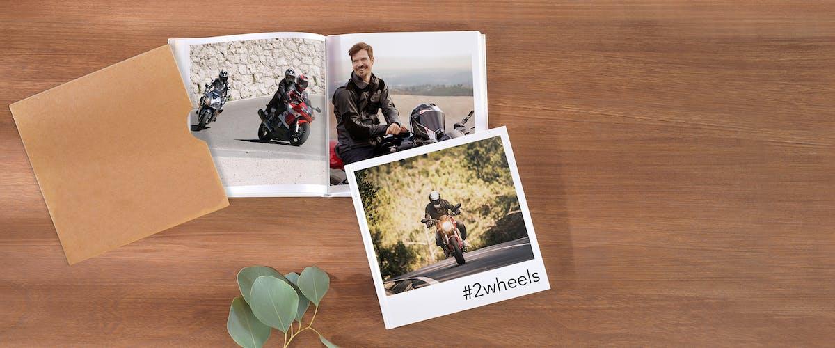 Fotobuch mit Instagram Fotos gestalten