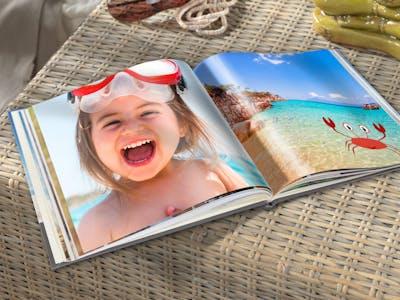 Sie können Ihr Pixum Fotobuch auch ganz einfach online nachbestellen.