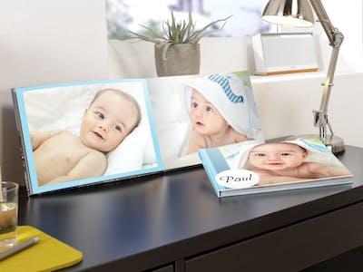 Baby-Fotobuch.