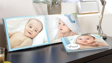 Pixum Fotoboek (liggend)
