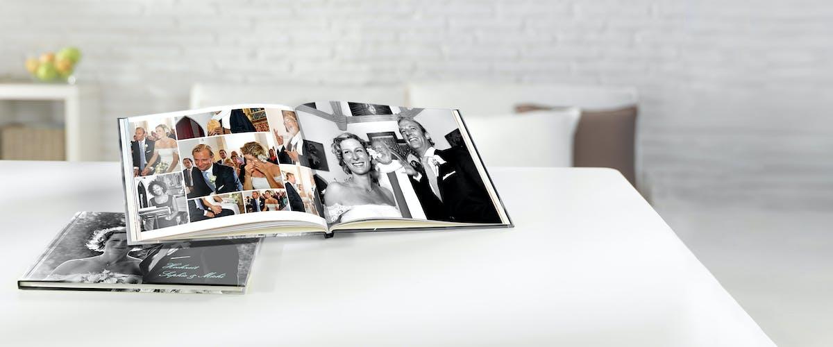 �lbum de fotos de las bodas de oro