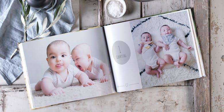 Zu den Kundenbeispielen: Baby & Familie