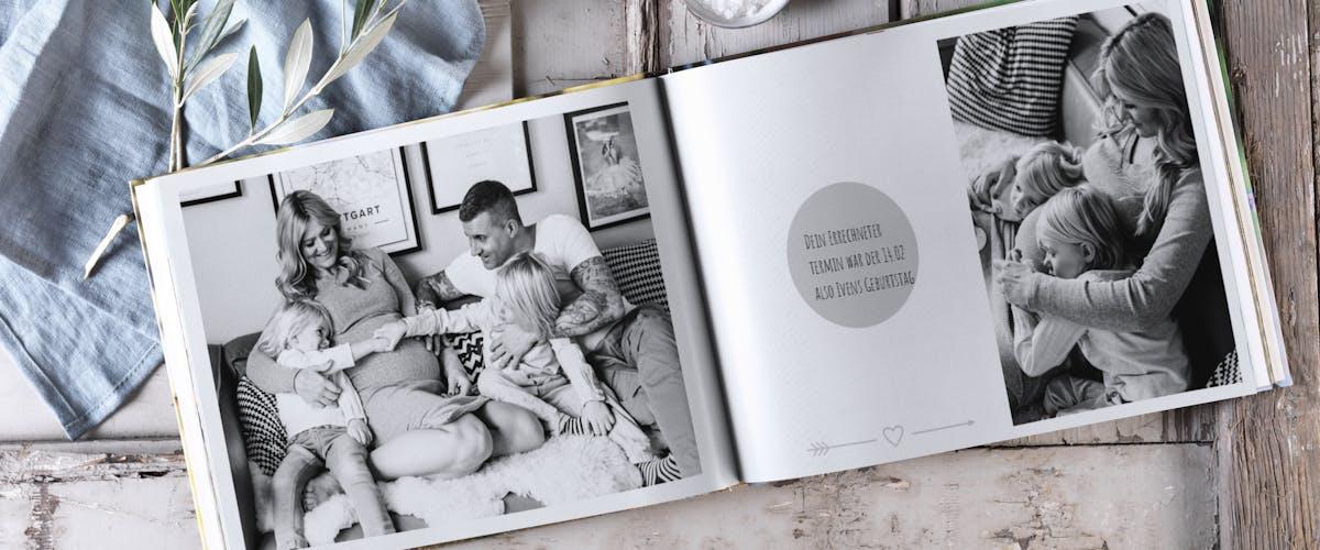 Pixum Fotobuch für Kinder & Babys