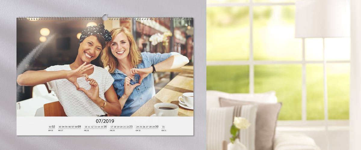Lav en fotokalender selv