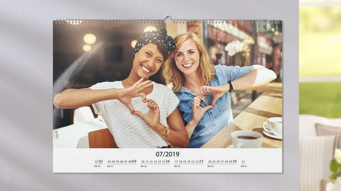 Pixum Fotokalender: Tips och tricks