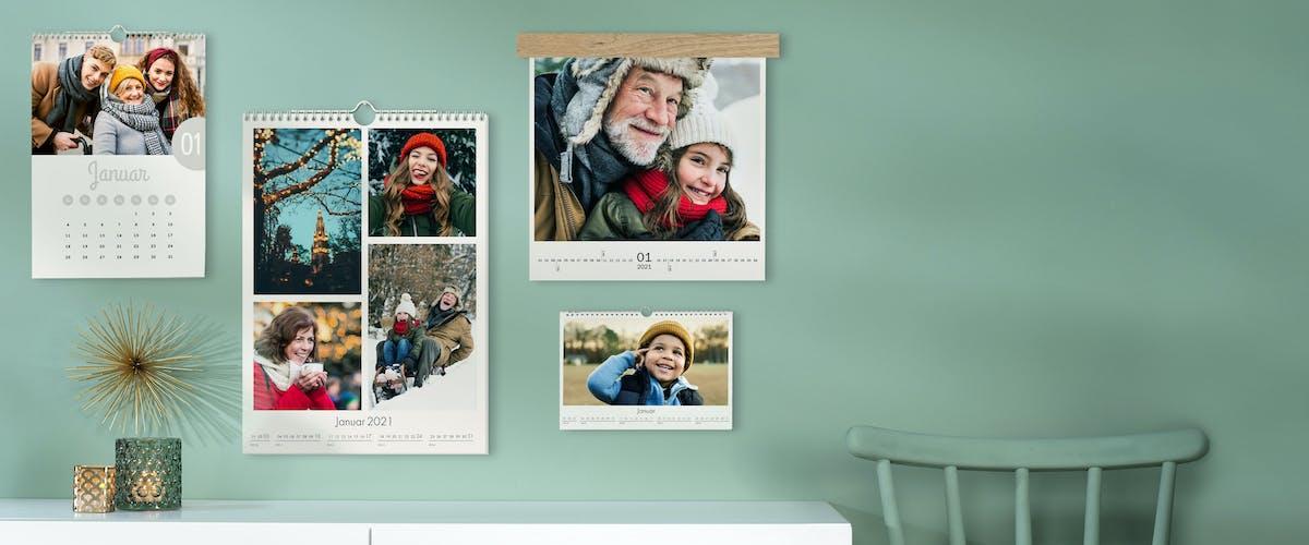 Pixum Fotokalender