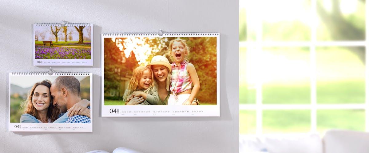 Immerwährender Fotokalender