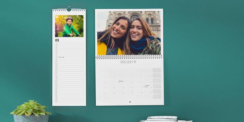 Zu den beliebtesten Fotokalender Ideen