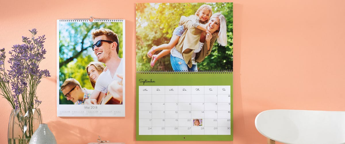 Make your Photo Calendar