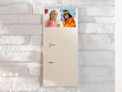 Pixum erklärt, wie Sie einen Kalender ohne Kalendarium erstellen