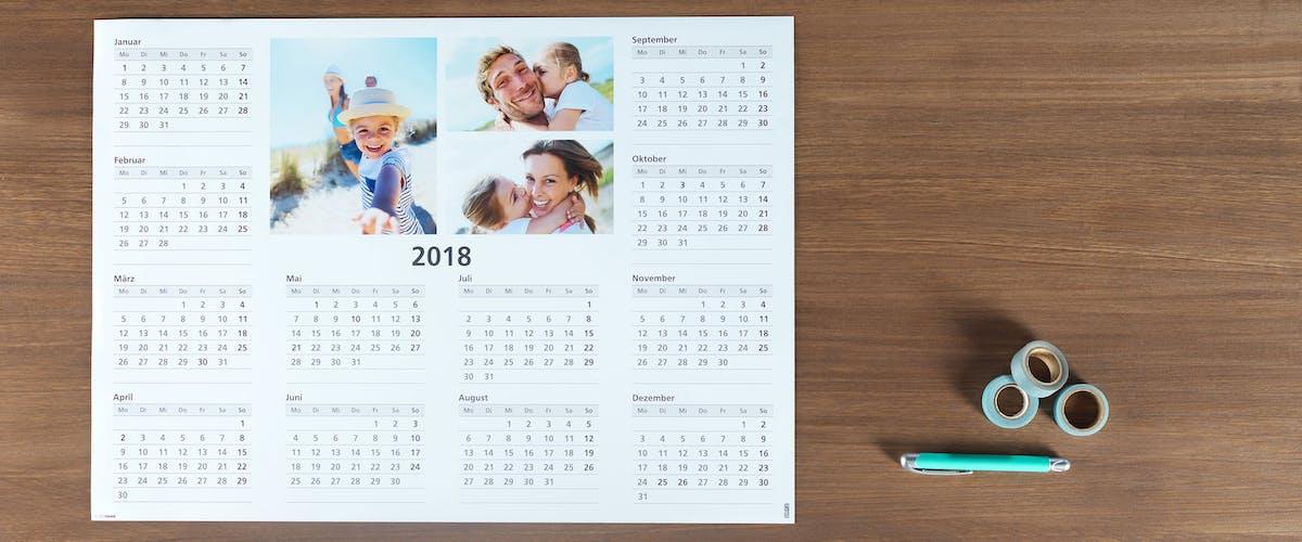 Pixum årskalender