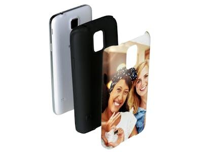 Særlig god beskyttelse får du med Pixum tough case-coveret - en kombination af luksuscover og silikonecover