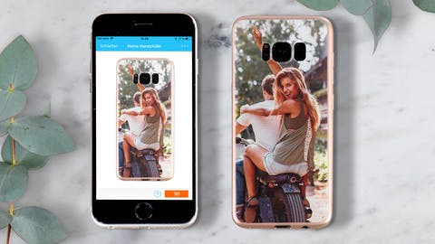 Appli Pixum Coques pour iOS