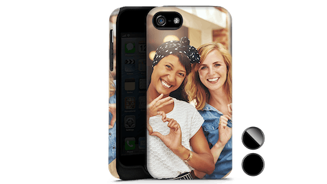 Coque silicone semi-rigide