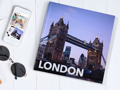 Parijs, Utrecht of Dubai - elk stedentripje is een fotoboek waard