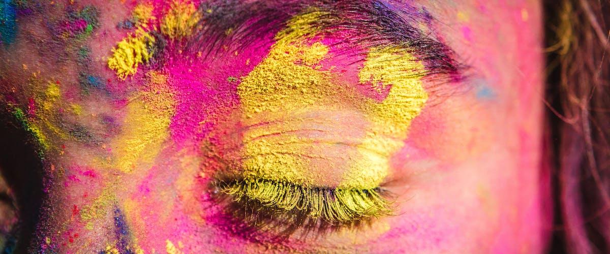 Pixum Pop-Up-Ausstellung Colourful World