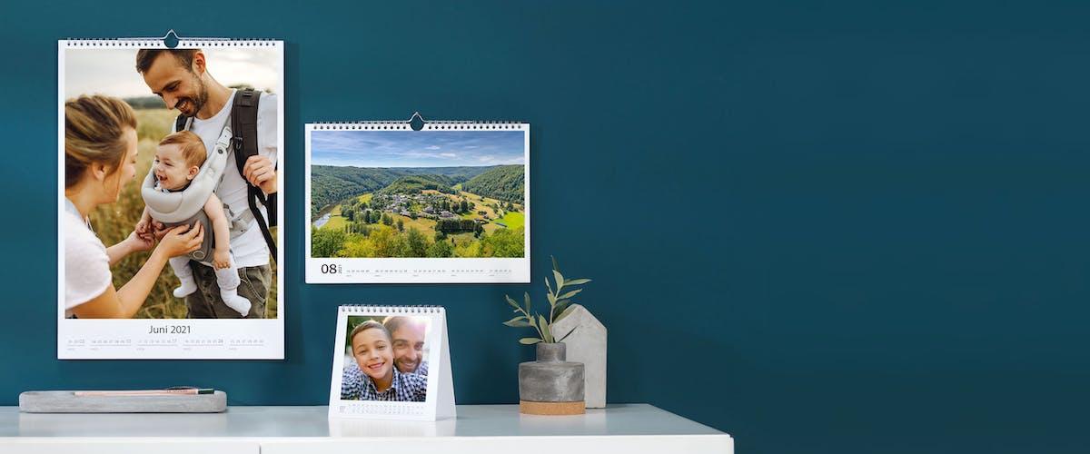 Consejos para crear tus calendarios con fotos