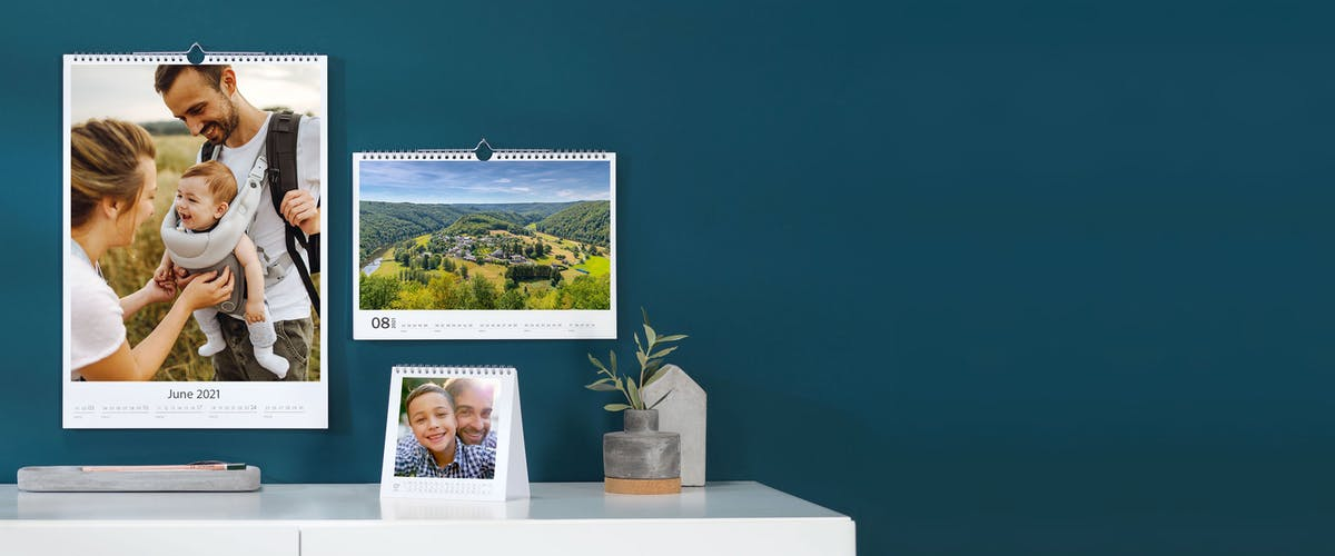 Pixum Fotokalenders