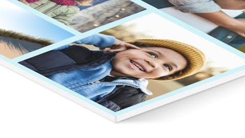 Fotocollage auf Forex gestalten