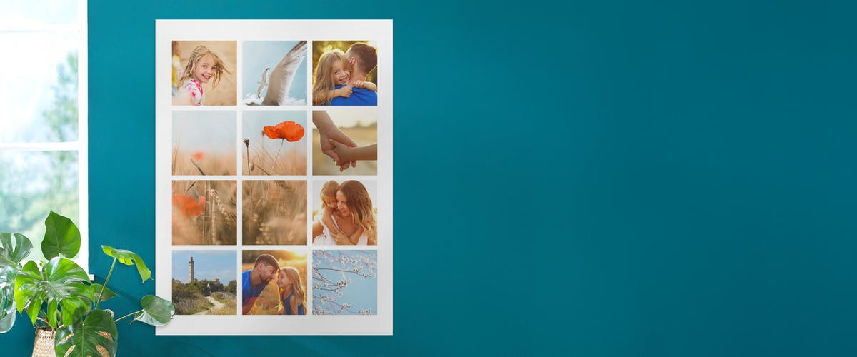Jouw foto als poster bestellen