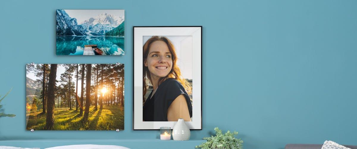 Pixum Wandbilder in Testsieger-Qualit�t